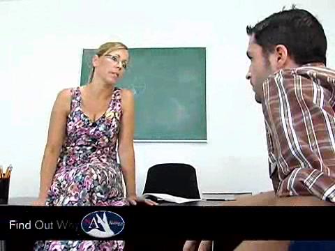 My first sex teacher mrs moore