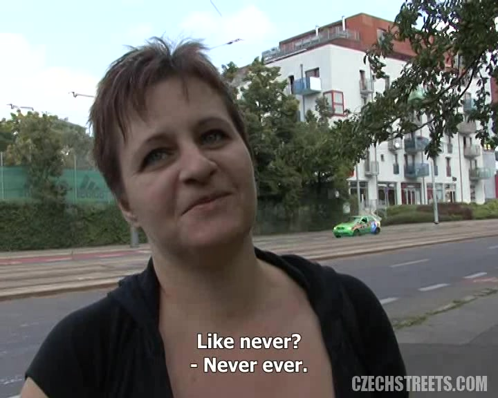 Porn full czech streets Czech: Long